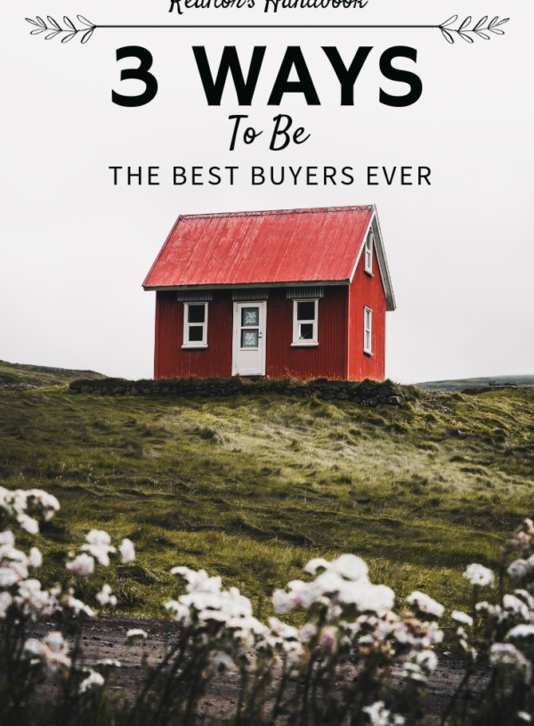 Being the Best Buyer